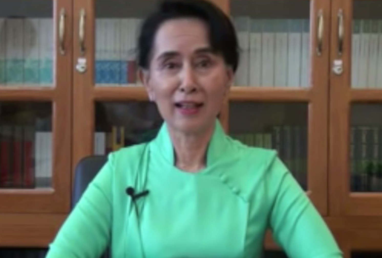 Full Text of Daw Aung San Suu Kyi